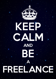 Be a freelance